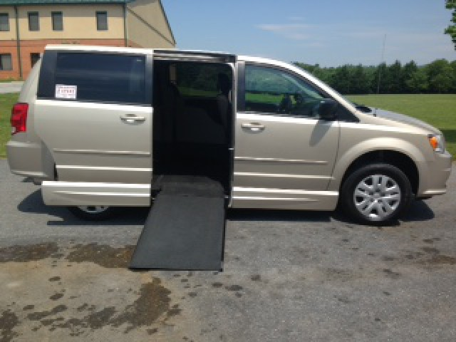 2015 Dodge Grand Caravan VMI Dodge Northstar E Wheelchair Van For Sale