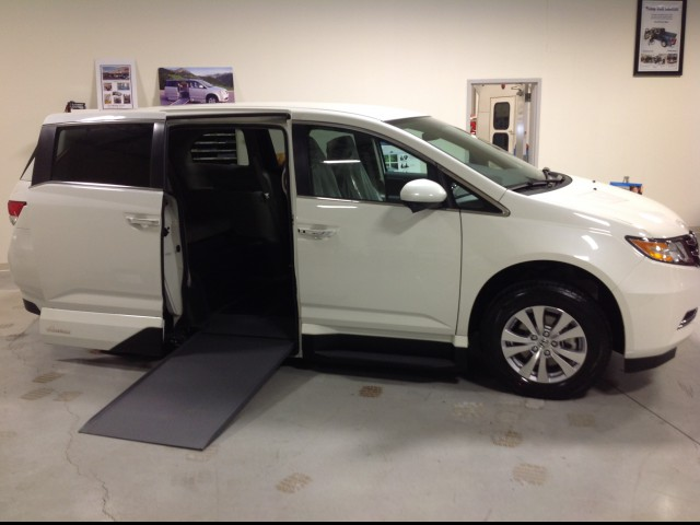 2015 Honda Odyssey VMI Northstar Wheelchair Van For Sale