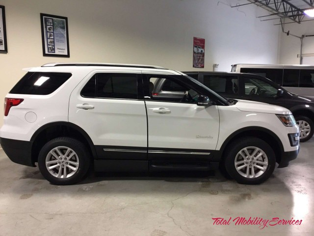 2016 Ford Explorer  Wheelchair Van For Sale