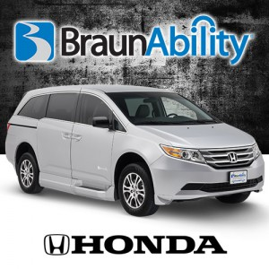 Honda Wheelchair Vans