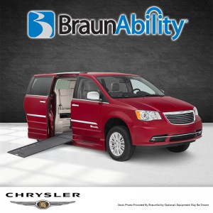 BraunAbility Chrysler Entervan