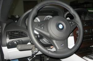 Right Angle Hand Controls