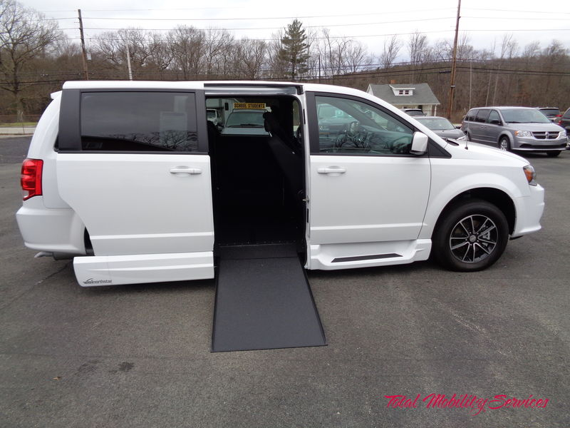 New 2019 Dodge Grand Caravan.  ConversionVMI Dodge Northstar