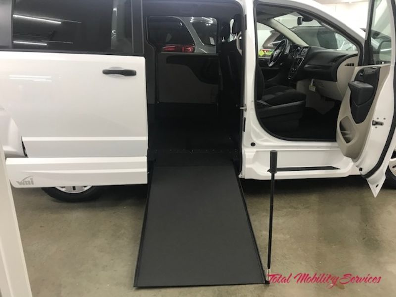 New 2019 Dodge Grand Caravan.  ConversionVMI Dodge Northstar E