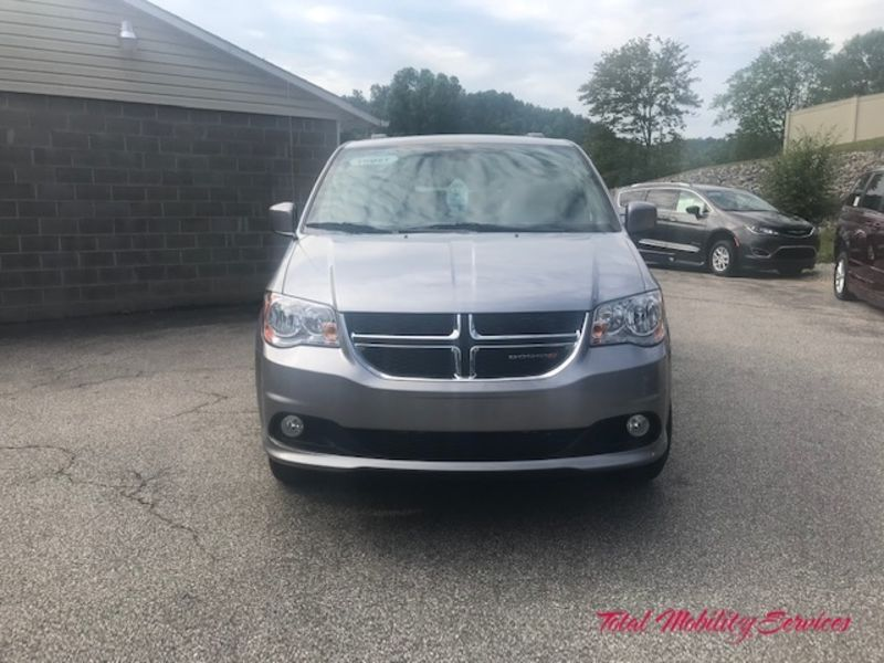 New 2020 Dodge Grand Caravan.  ConversionBraunAbility Dodge Entervan XT