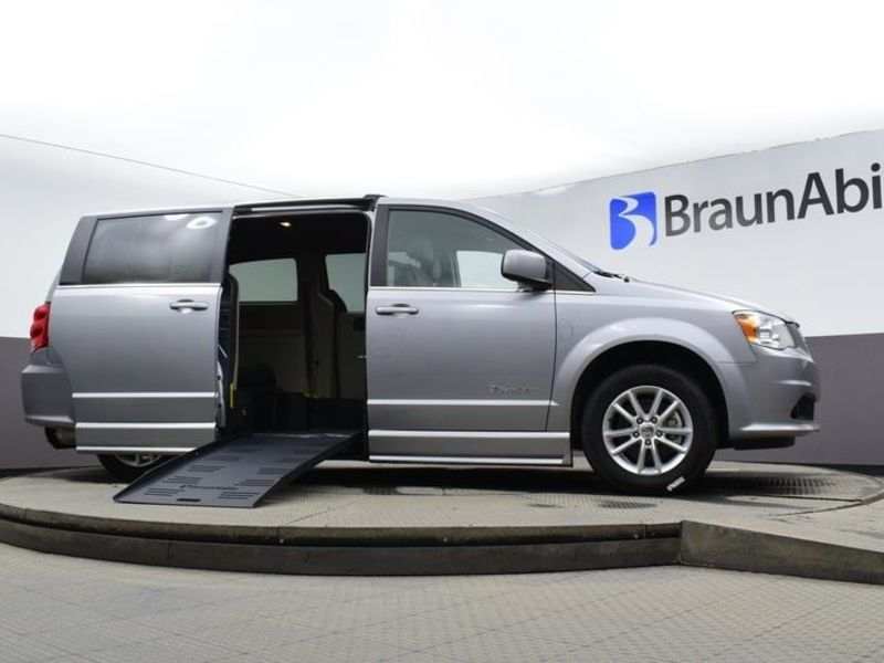 Used 2019 Dodge Grand Caravan.  ConversionBraunAbility Dodge CompanionVan