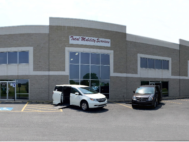 Total Mobility Services's Facility in Frederick, MD