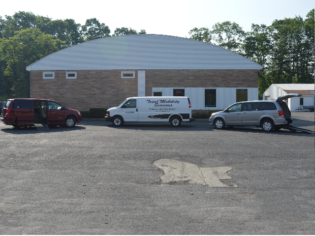 Total Mobility Services's Facility in Boswell, PA