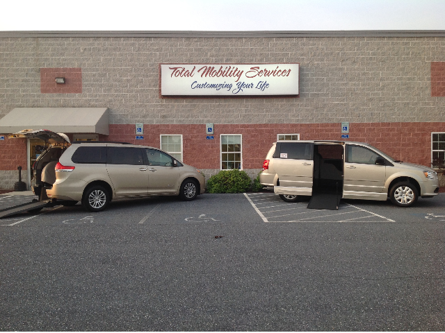 Total Mobility Services's Facility in Harrisburg, PA