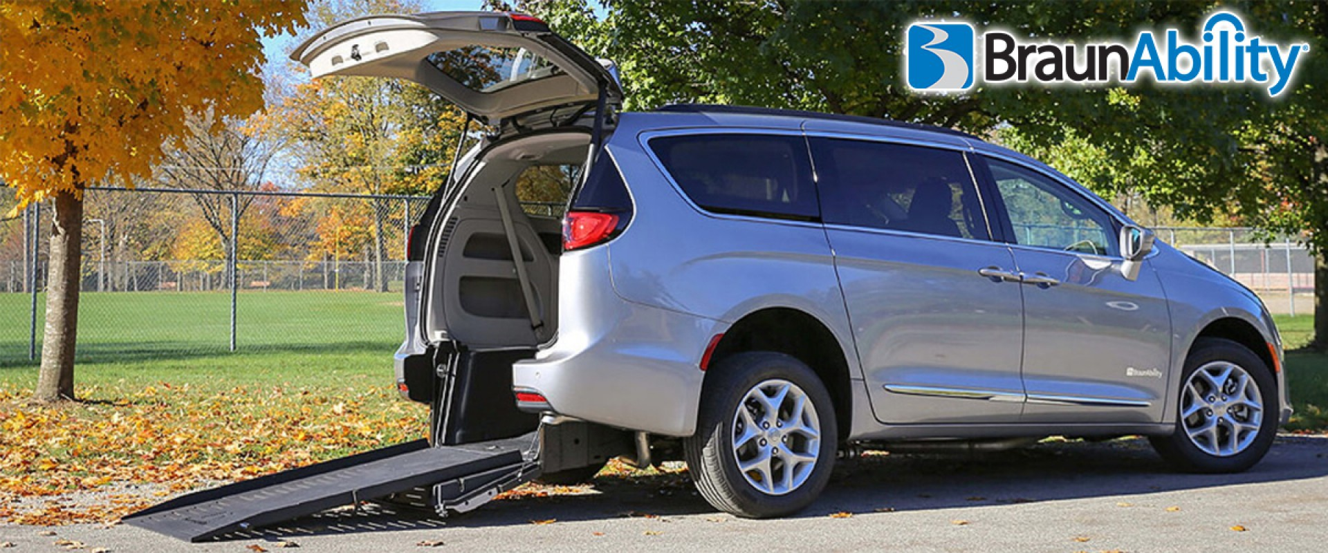The All NEW 2017 Chrysler Pacifica by BraunAbility (1 of 1)