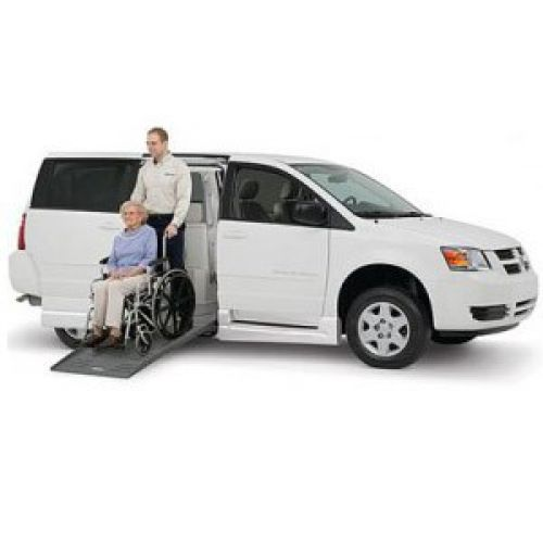 Wheelchair vans for Commercial