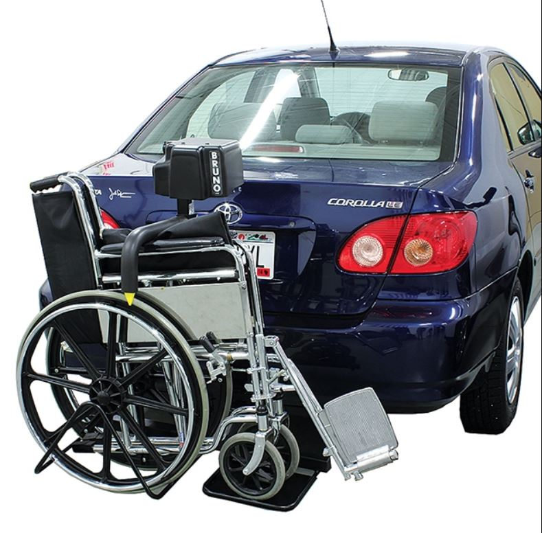 Bruno Back Saver Wheelchair Li